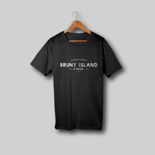 Bruny Island Cider Shirt black