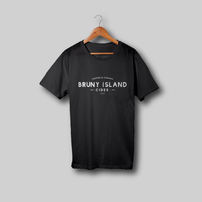 Bruny Island Cider Shirt black