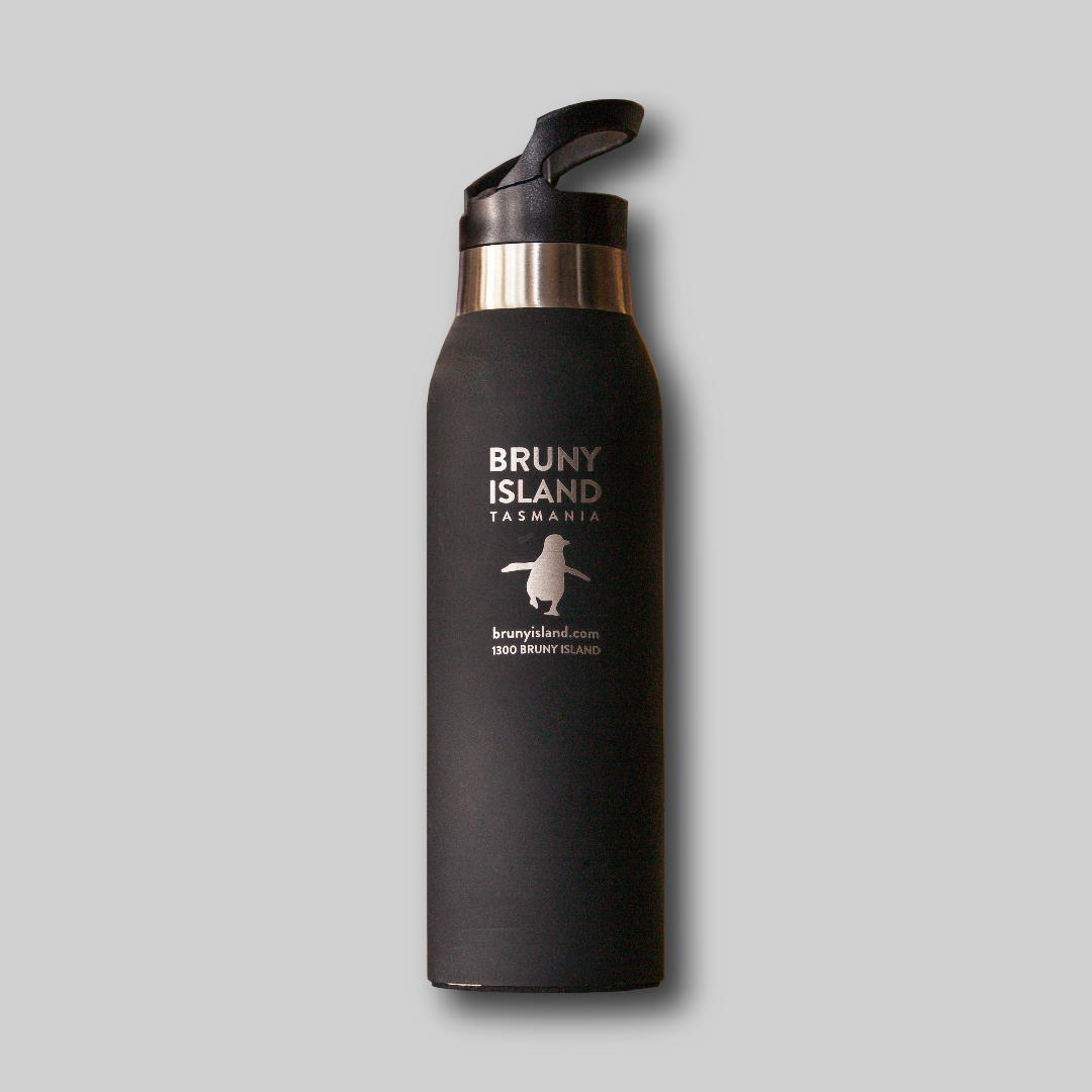 Bruny Island Water Bottle Black